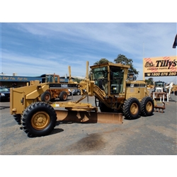 2001 CATERPILLAR 140H 9ZN00408