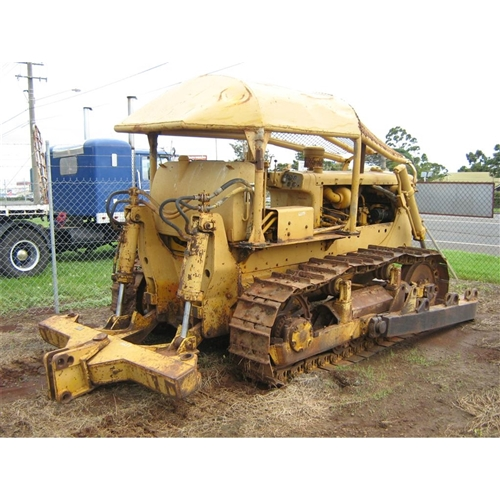 1967 CATERPILLAR D6C 73A421 | Tilly's Crawler Parts