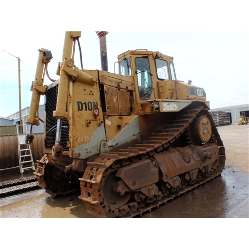 1990 CATERPILLAR D10N 2YD01734