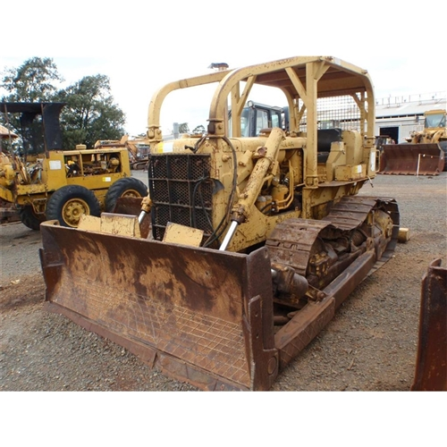 1969 CATERPILLAR D6C 96A825 | Tilly's Crawler Parts