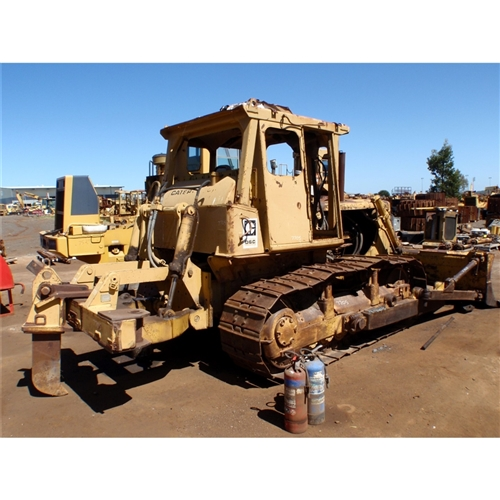 1973 CATERPILLAR D6C 17R00616 | Tilly's Crawler Parts