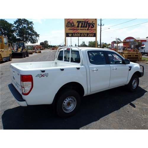 2014 FORD RANGER XL 4X4