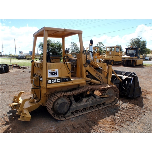 1990 CATERPILLAR 931C 2BJ0360