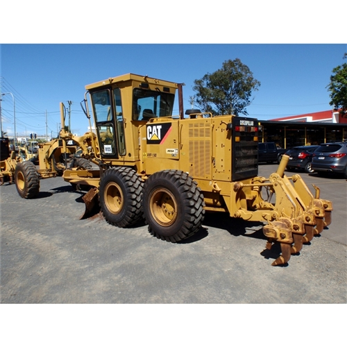 2011 CATERPILLAR 140K JPA00790
