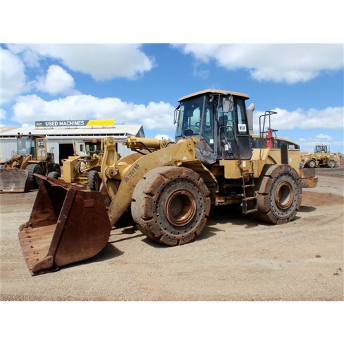 2004 CATERPILLAR 966G II AXL