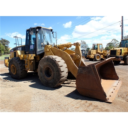1999 CATERPILLAR 972G AAW00179