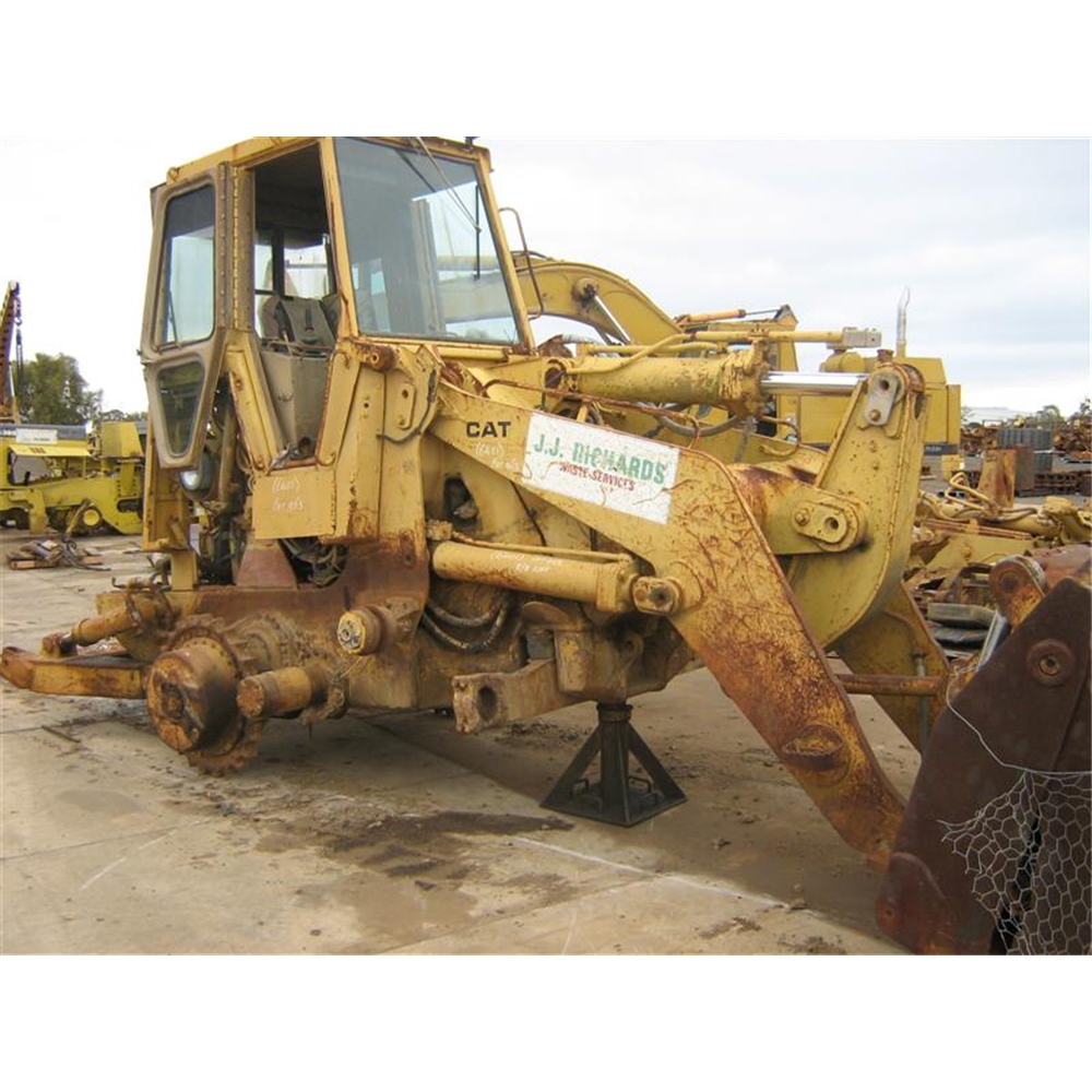 963 Email Bombs Contact Usco Ltd Mail: CAT 963 29S1013 TRACK LOADER