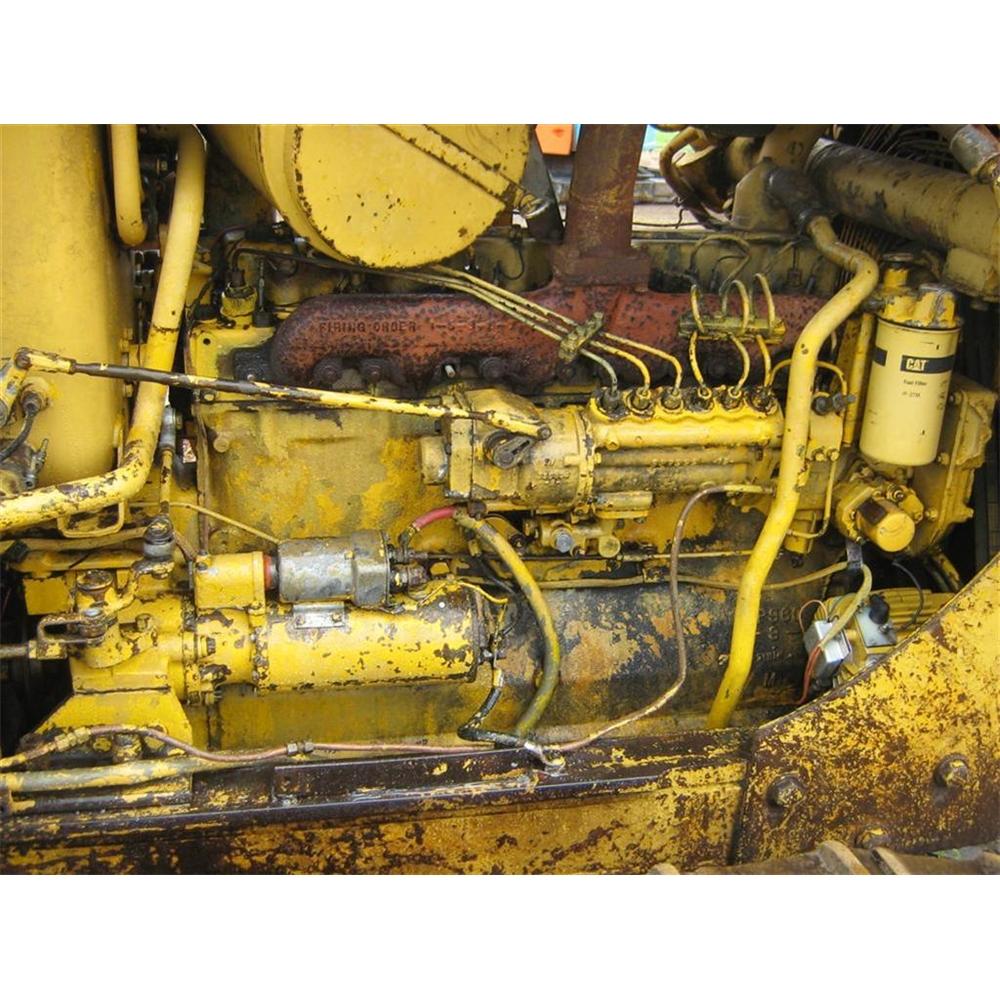 1973 CATERPILLAR D5 96J4393 | Tilly's Crawler Parts