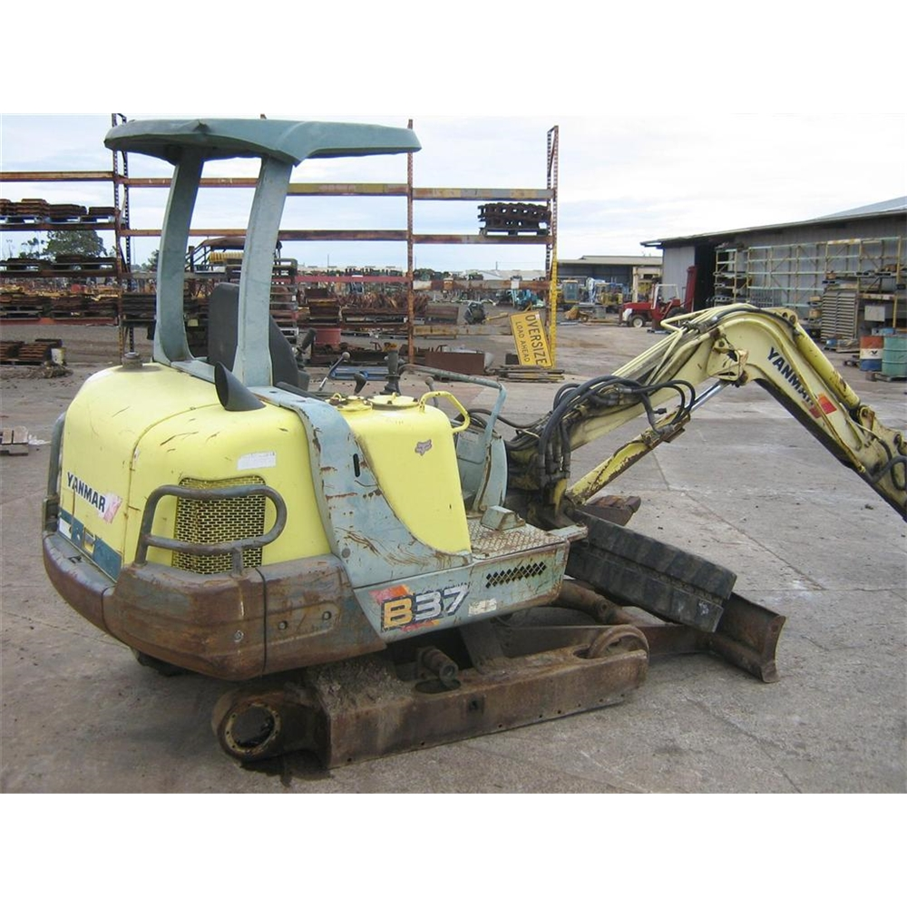 1997 YANMAR B37-2A 51229 | Tilly's Crawler Parts