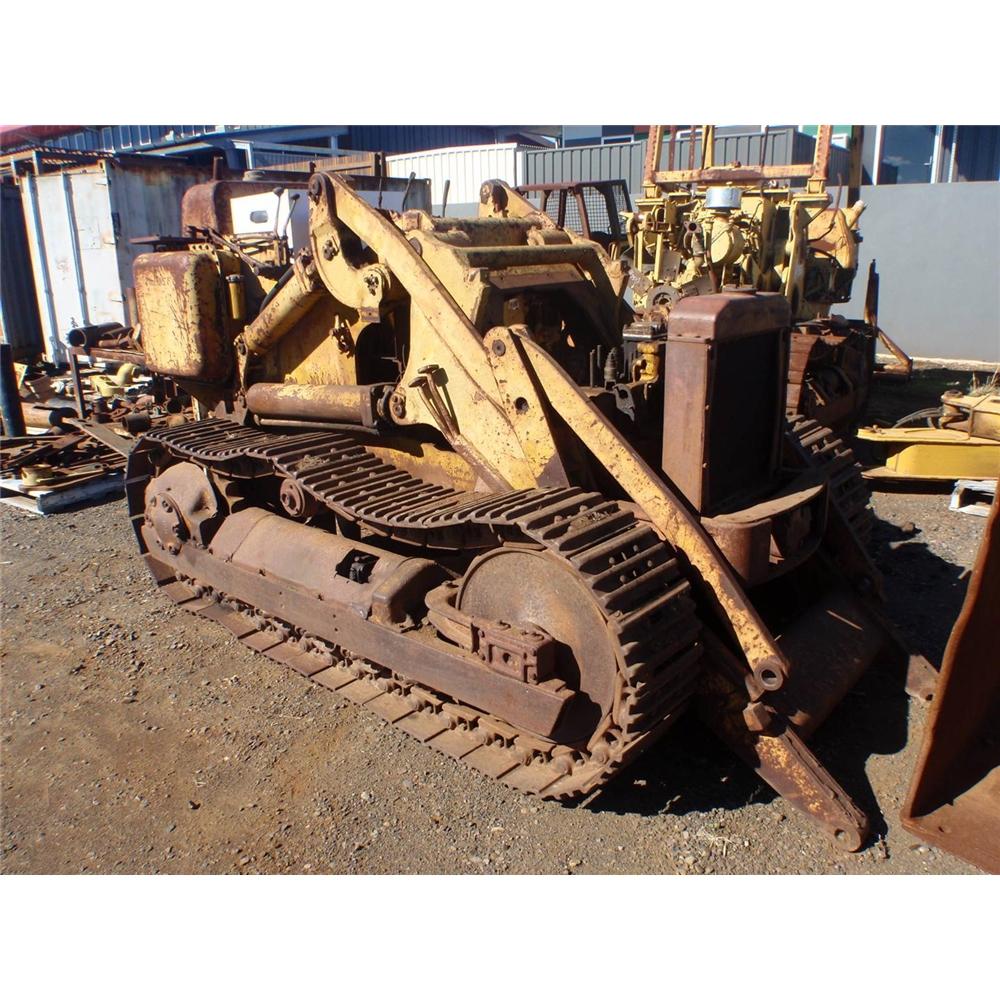 1957 CAT 955C 12A5022 T/LOADER | Tilly's Crawler Parts