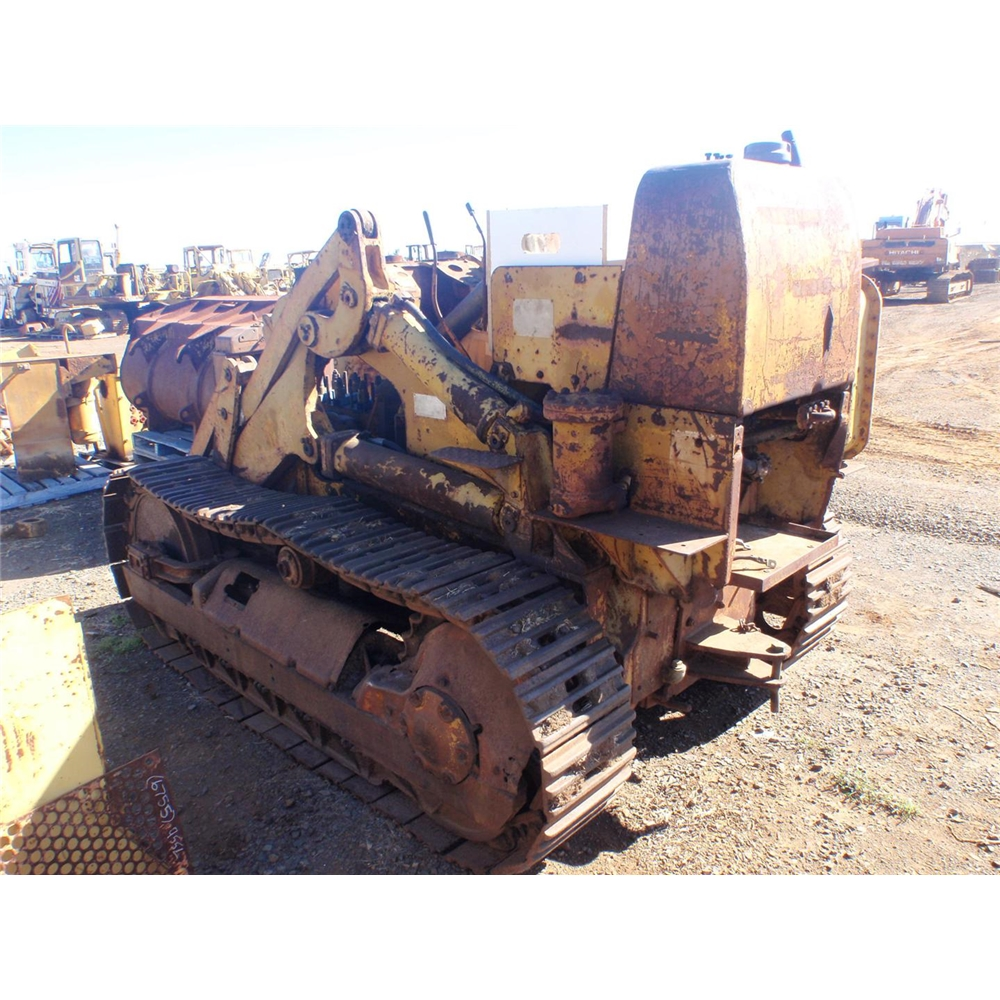 1957 CAT 955C 12A5022 T/LOADER | Tilly's Crawler Parts