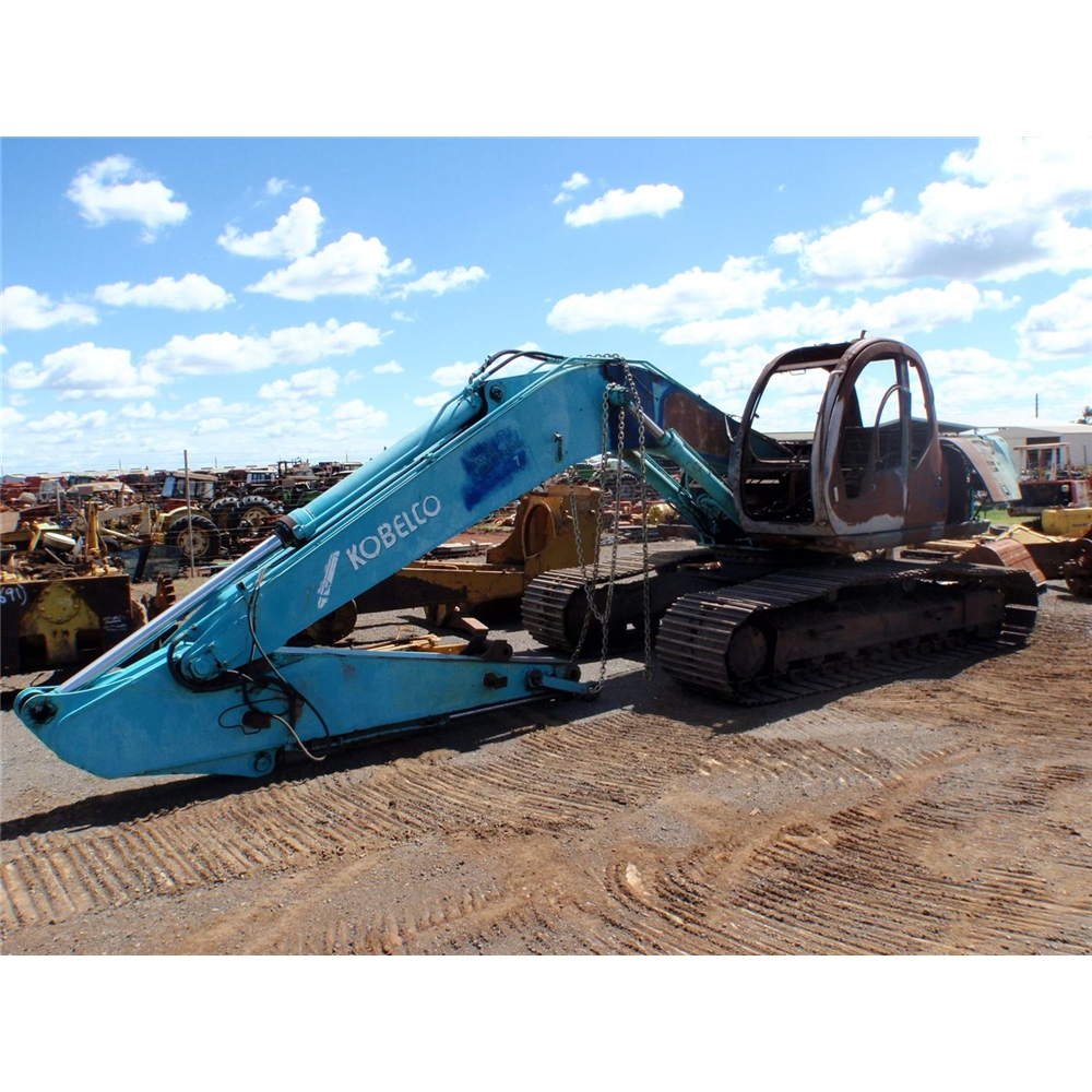 1995 KOBELCO SK200-3 7N24136 | Tilly's Crawler Parts