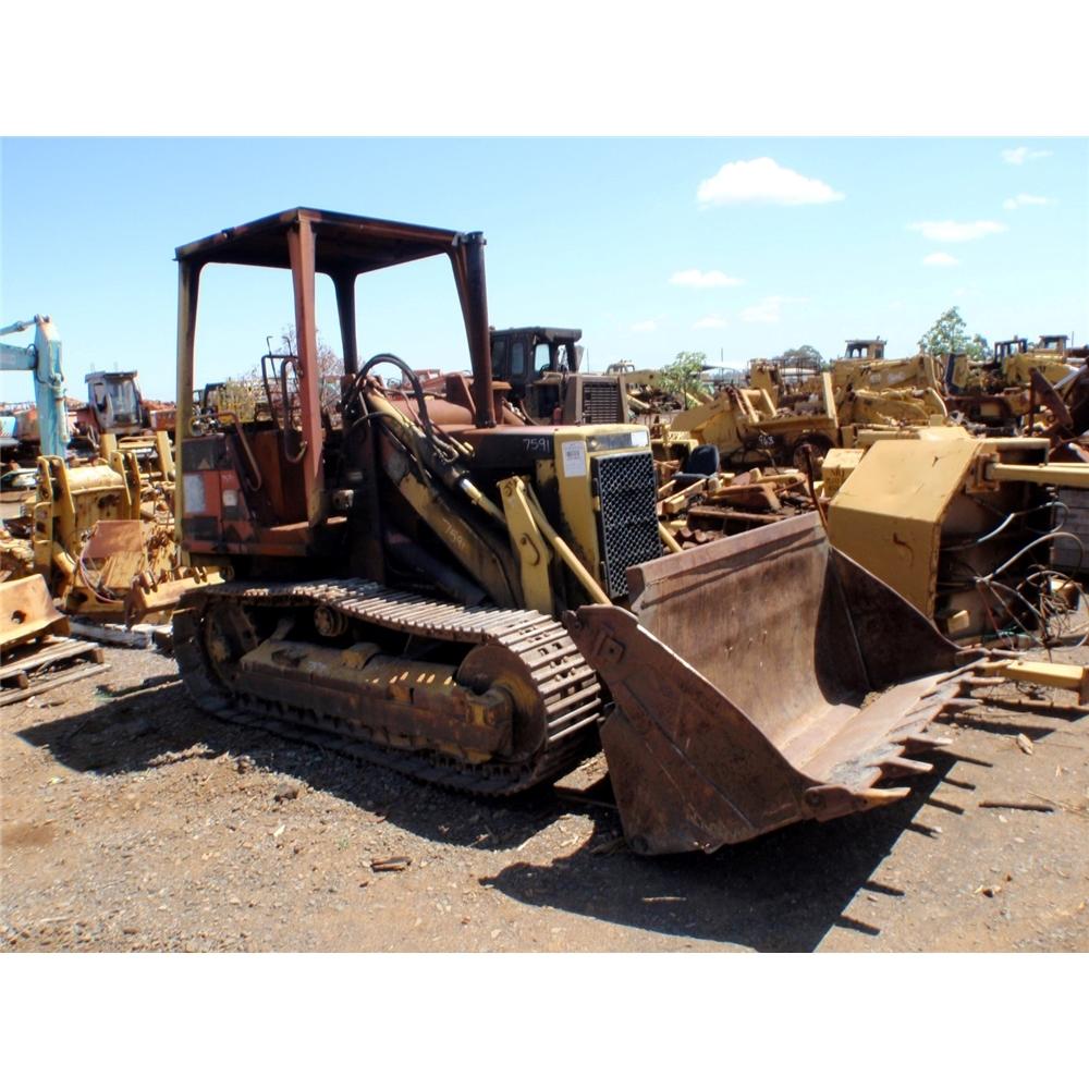 1985 CAT 931B 29Y01694 TRAXCAV   Tilly's Crawler Parts