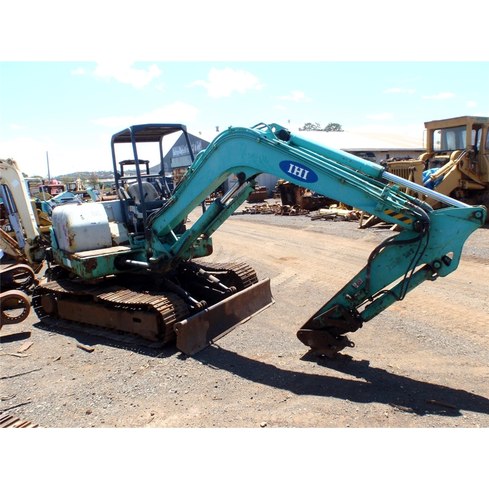 2002 IHI 55J 08003875 | Tilly's Crawler Parts