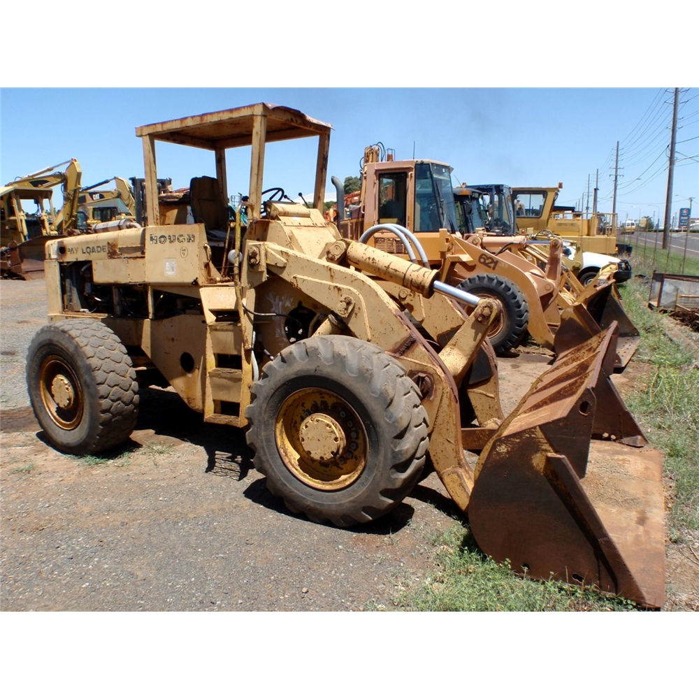 1976 HOUGH H65C A546 | Tilly's Crawler Parts