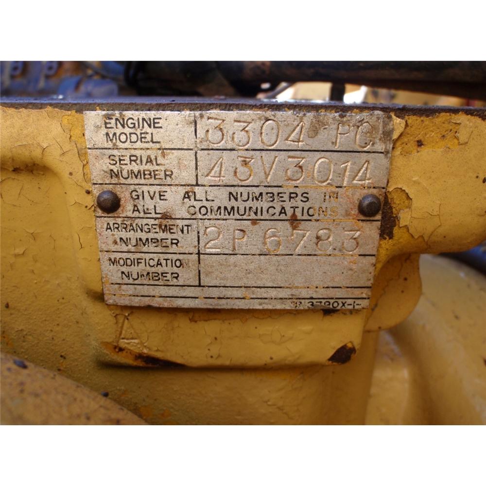 1974 CATERPILLAR 955L 71J5253   Tilly's Crawler Parts